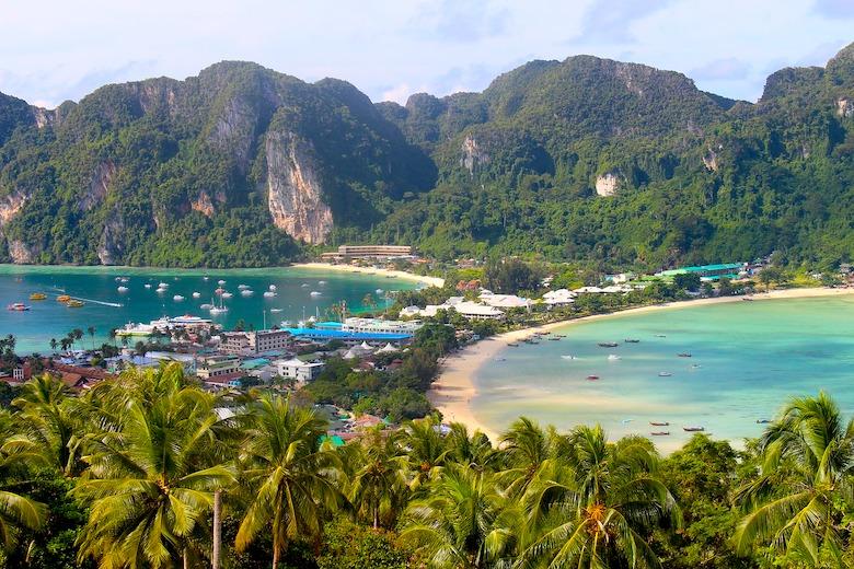 Koh Phi Phi 1 Monat Thailand Meine Highlights