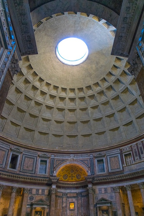 Pantheon Top 10 things to see in Rome