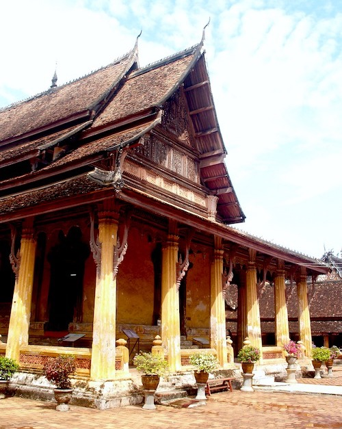 Wat Si Saket Vientiane Top Things to Do