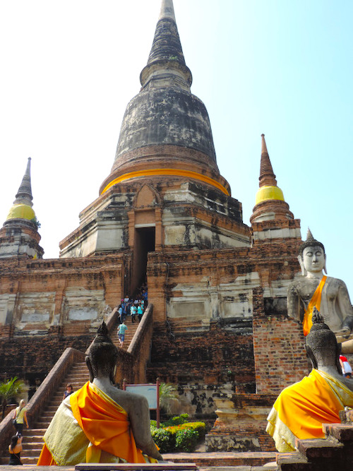 Ayutthaya 1 Month in Thailand Top Sights and Places