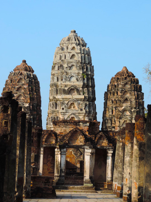 Sukhothai 1 Month in Thailand Top Sights and Places