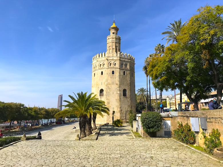 Sevilla 1 Tag Stadtrundgang