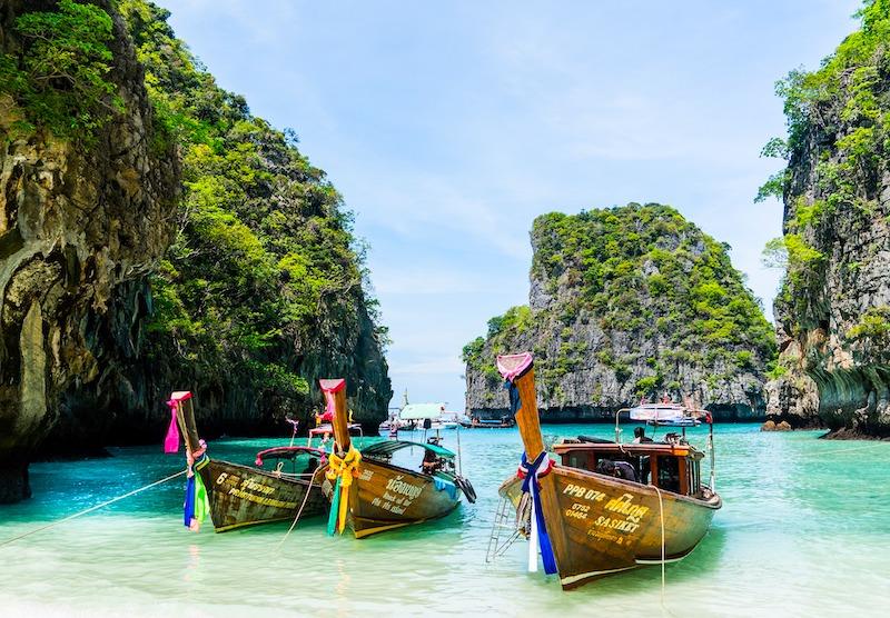 1 Monat Thailand Highlights