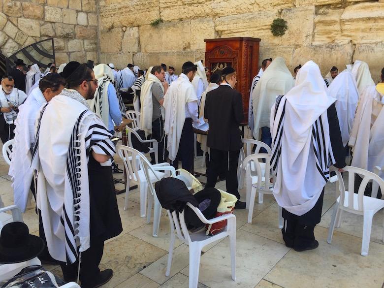 1 Tag in Jerusalem Stadtrundgang Klagemauer