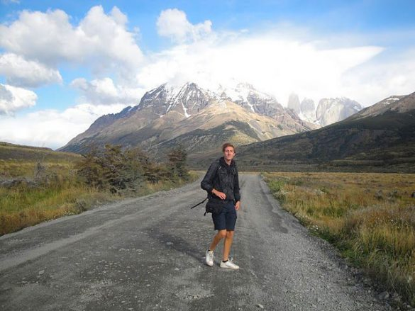 5 Monate Backpacking Südamerika Reiseroute Chile
