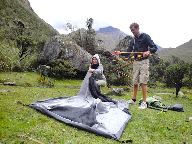 5 Monate Backpacking Südamerika Reiseroute Peru