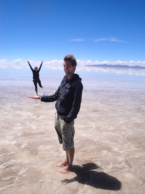 5 Monate Backpacking Südamerika Reiseroute Bolivien
