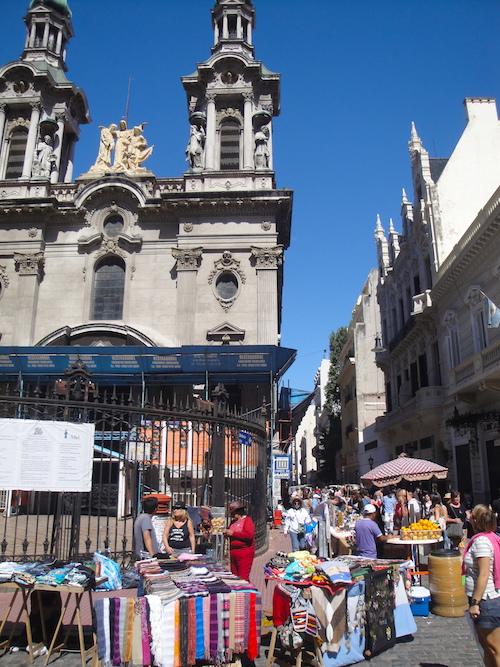 5 Monate Südamerika Backpacking Reiseroute Argentinien