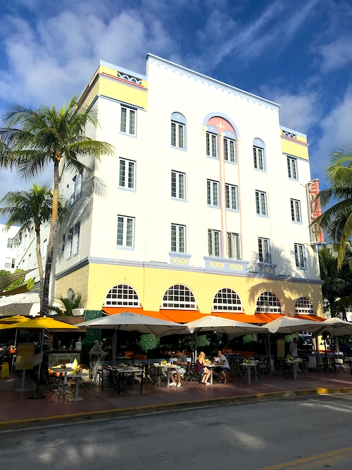 Miami Sehenswürdigkeiten Art Deco District