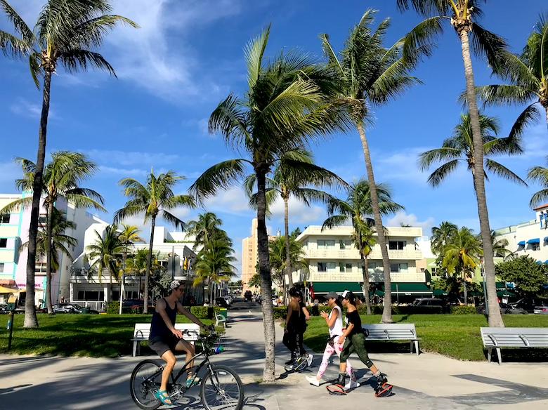 Miami Sehenswürdigkeiten Lummus Park