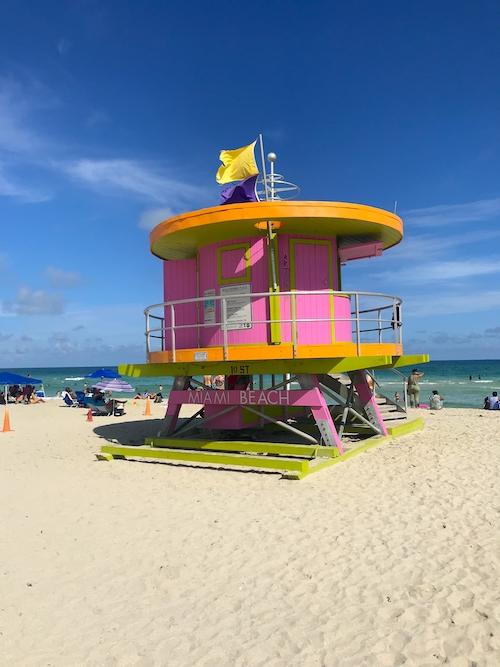 Miami Sehenswürdigkeiten South Beach