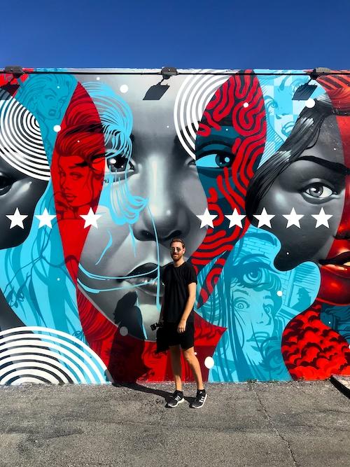Miami Sehenswürdigkeiten Wynewood Walls