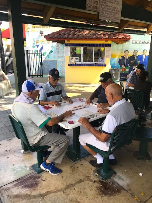Miami Sehenswürdigkeiten Little Havana