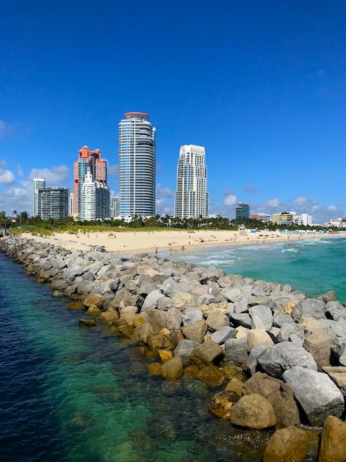 Miami Sehenswürdigkeiten South Point Park