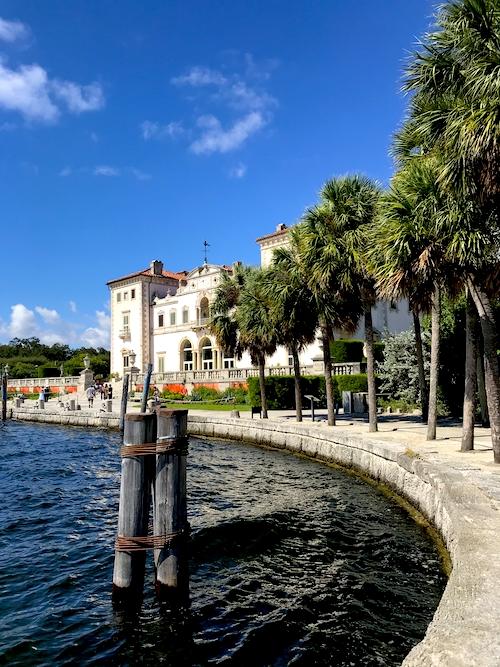 Miami Sehenswürdigkeiten Vizcaya House and Gardens