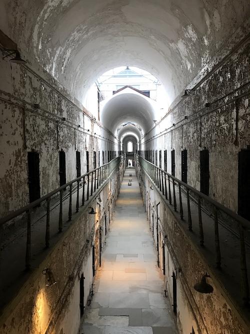 2 Tage Philadelphia Eastern State Penitentiary