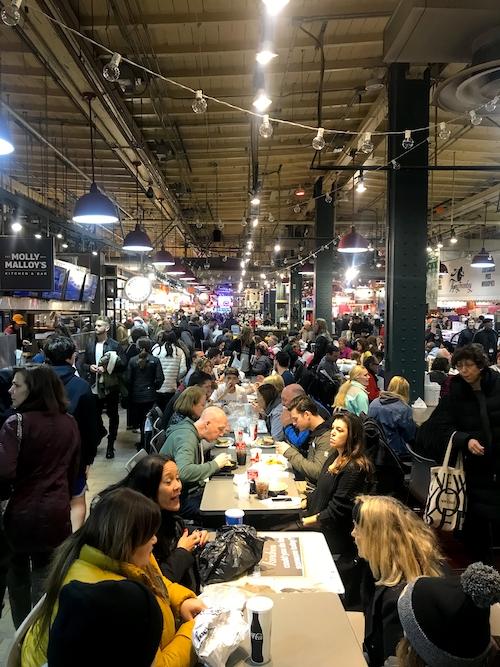 2 Tage Philadelphia Reading Terminal Market