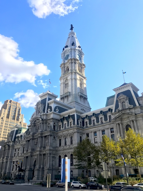 2 Tage Philadelphia City Hall