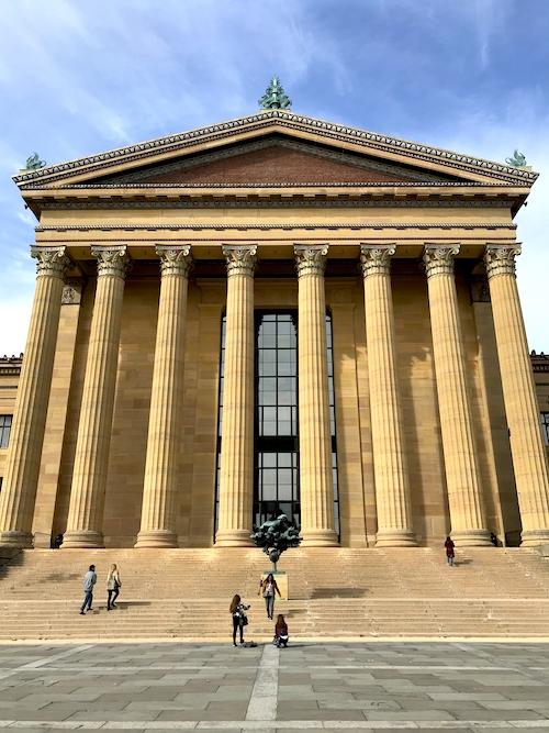 2 Tage Philadelphia Museum of Art