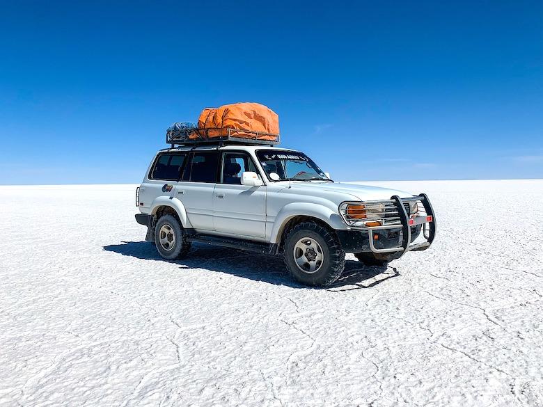 5 Monate Backpacking Südamerika Reiseroute