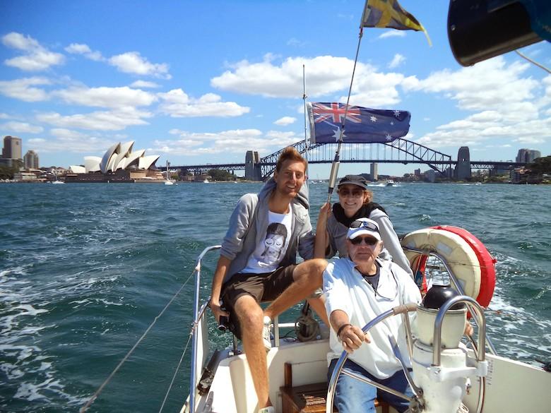 6 Wochen Australien Roadtrip Sydney