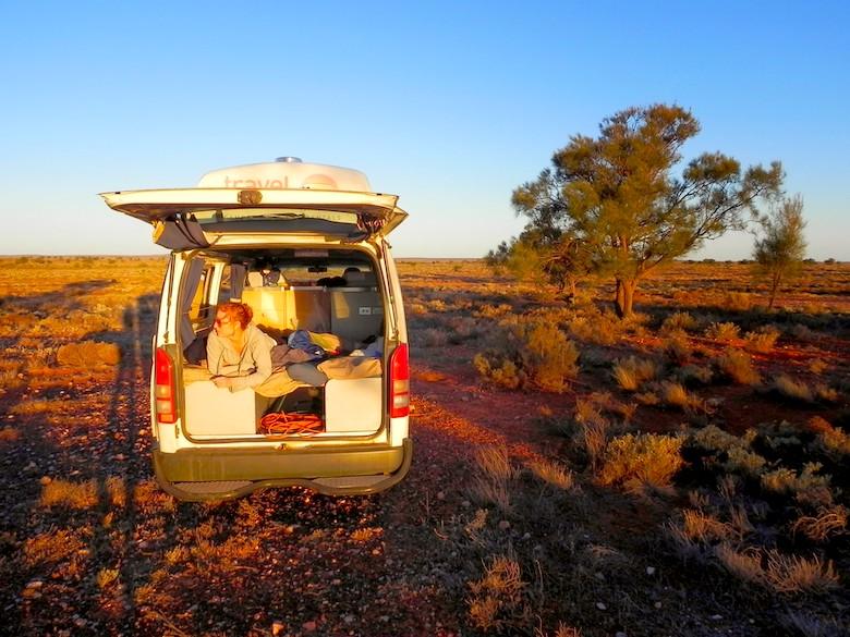 6 Wochen Australien Road Trip Broken Hill