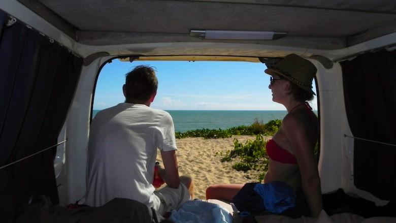 6 Wochen Australien Road Trip Elis Beach