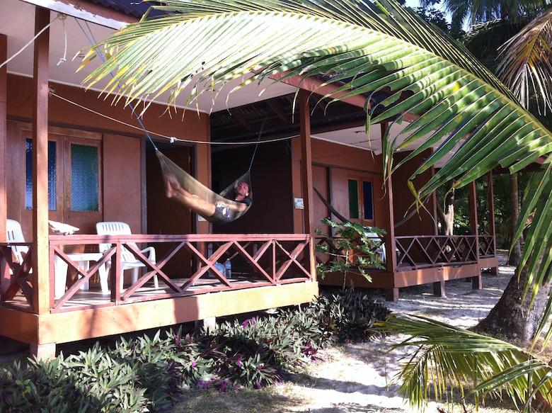 Perhentian Kecil Reiseroute Südostasien