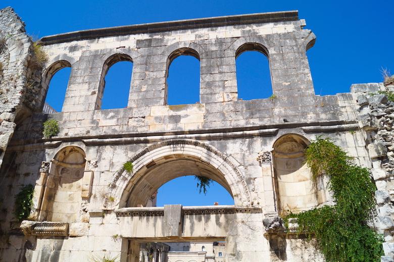 Ein Tag Split Stadtrundgang