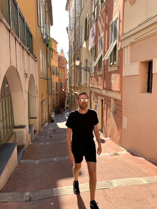 Ein Tag Nizza Stadtrundgang