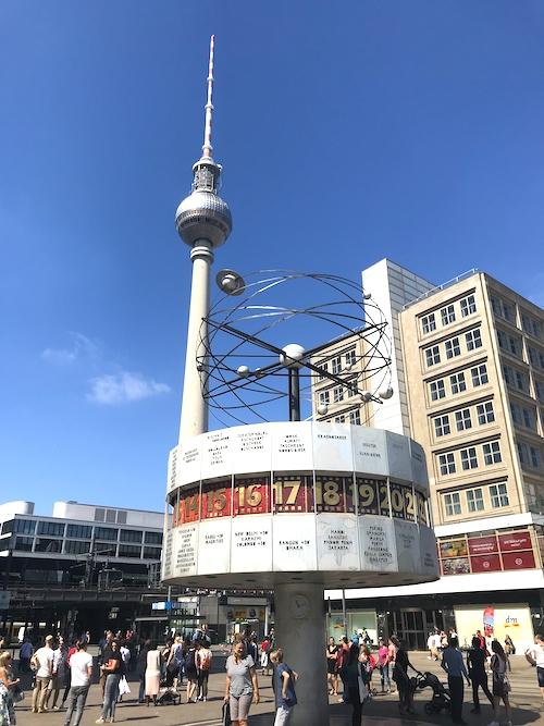 wochenende berlin stadtrundgang alexanderplatz