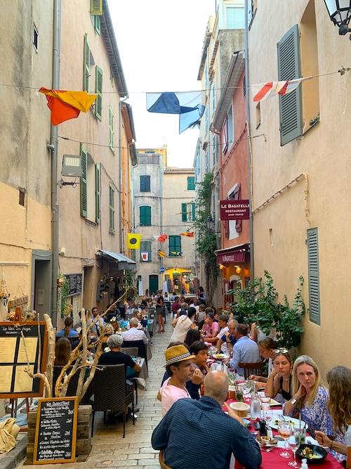 1 Tag Saint-Tropez Stadtrundgang