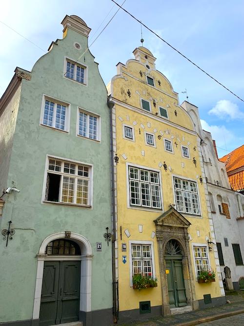 Drei Brüder Riga Sehenswürdigkeiten