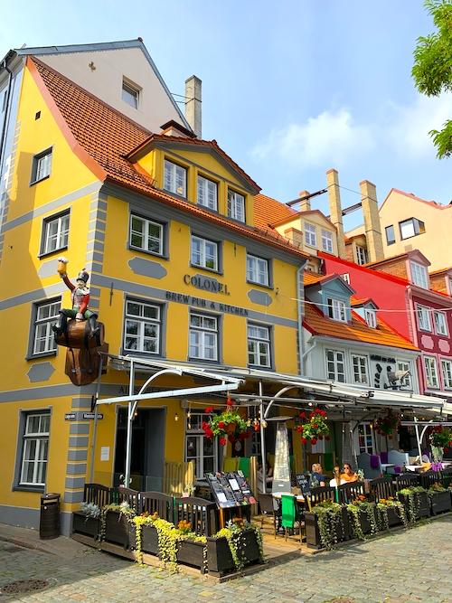 Livienplatz Riga Sehenswürdigkeiten