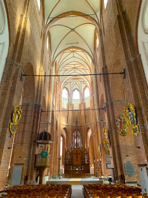 Petrikirche Riga Sehenswürdigkeiten