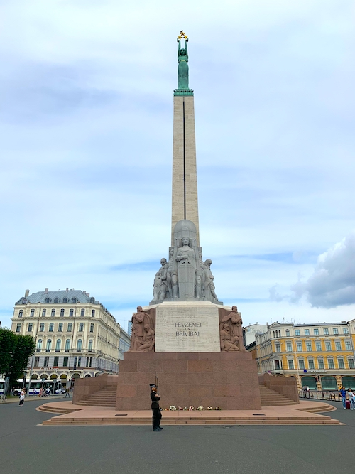 Freiheitsdenkmal Riga Sehenswürdigkeiten