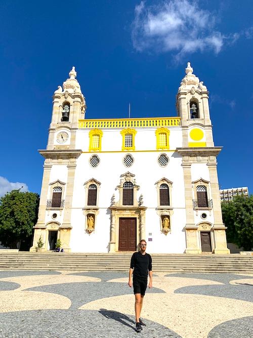 Faro Algarve Sehenswürdigkeiten