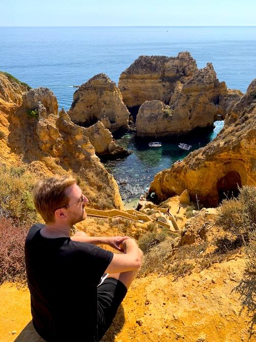 Ponta da Piedade Algarve Sehenswürdigkeiten