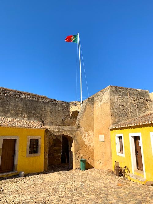 Castro Marim Algarve Sehenswürdigkeiten