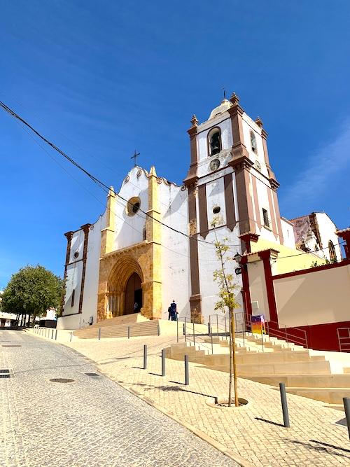 Silves Algarve Sehenswürdigkeiten