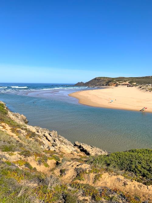 Westküste Algarve Sehenswürdigkeiten