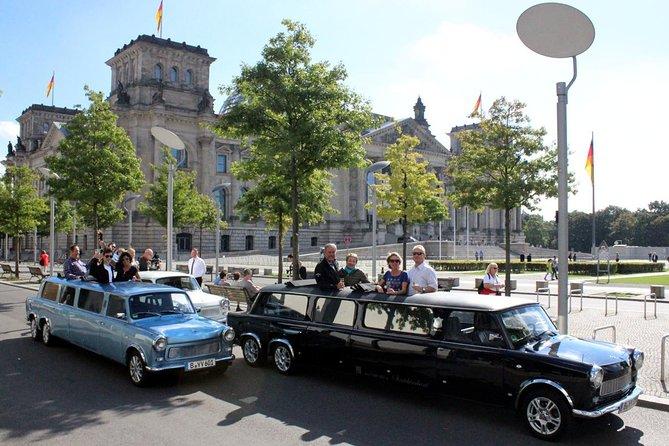 Berlin Trabi Tour