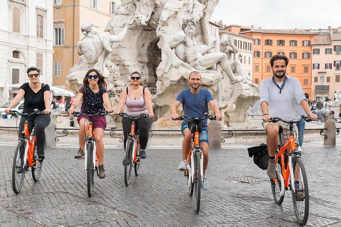 Fahrradtour Rom Aktivitäten