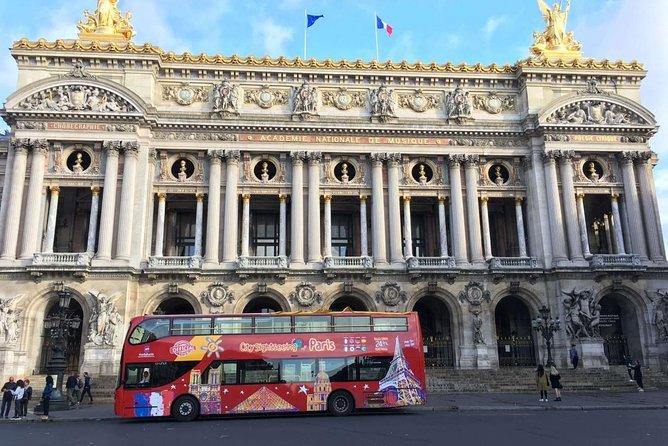 Hop on Hop Off Bustour Paris Aktivitäten
