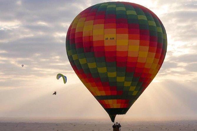 Heißluftballonfahrt Dubai