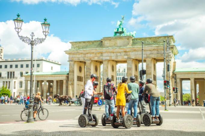 Segway Tour Berlin
