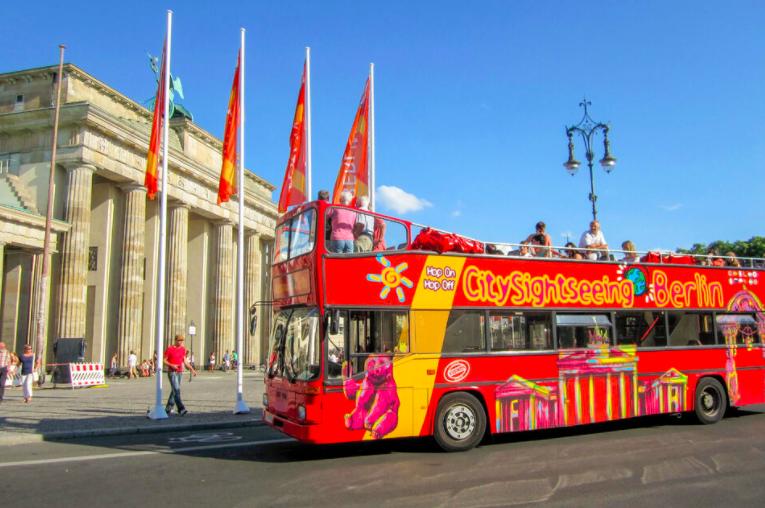 Hop on Hop Off Bustour Berlin