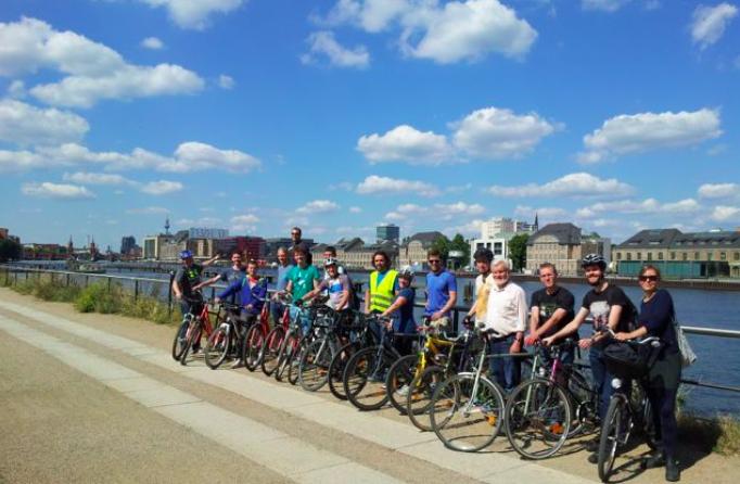 Geführte Fahrradtour Berlin
