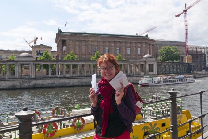 Schnitzeljagd Berlin