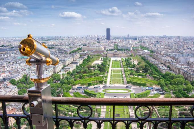 Eiffelturm Paris Aktivitäten